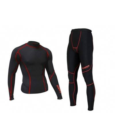 Zimco Winter Compression Jersey Thermal