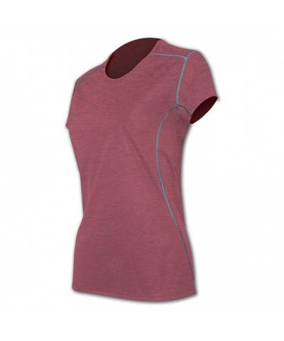 Polarmax Womens Micro Sleeve Casual
