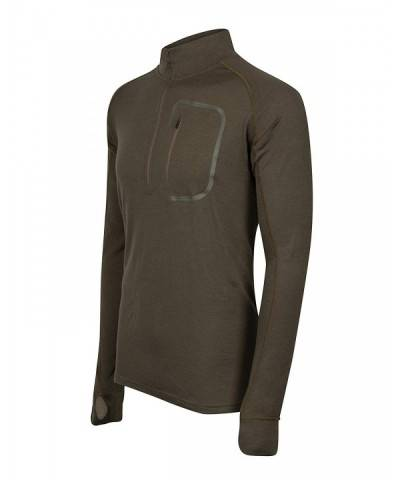 7EVEN Mens Lightweight Merino Pullover