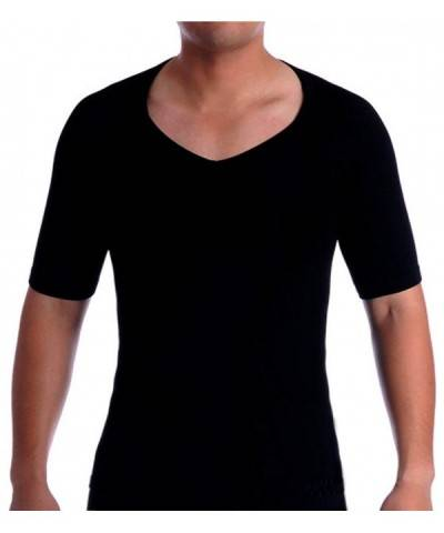 SodaCoda Compression Slimming V Neck Undershirt