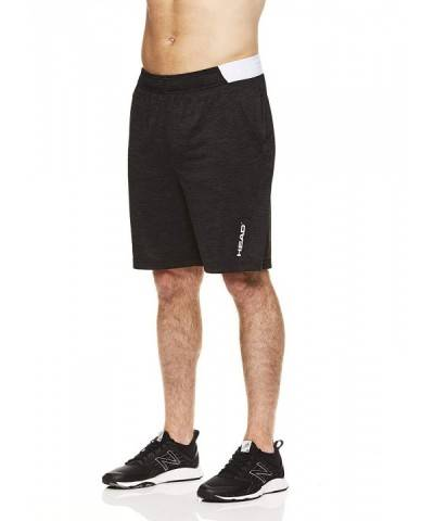 HEAD Polyester Workout Waistband Drawstring