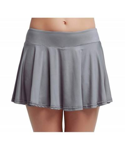 HonourSport Womens Stretchy Pleated Cheerleader