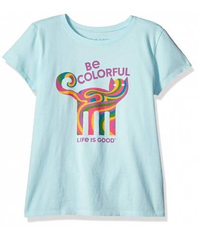 Life Good Girls Crusher T Shirt