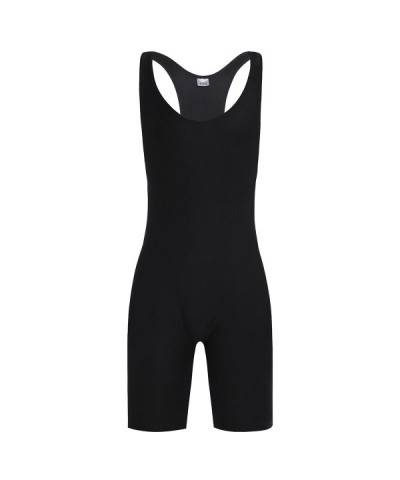 iEFiEL One Piece Sleeveless Modified Wrestling