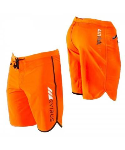 Virus Airflex Training Short Orange