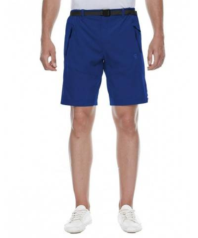 TOPSUN Outdoor Shorts Zipper Pockets