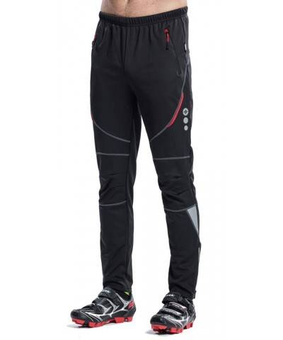 Santic Cycling Thermal Windproof Trousers