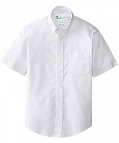 CLASSROOM Short Sleeve Oxford Shirt