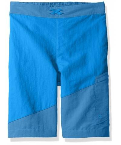 White Sierra Boys Creek Short
